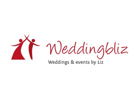 Weddingbliz logo ontwerp